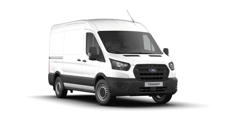 Ford Transit Van Hybrid