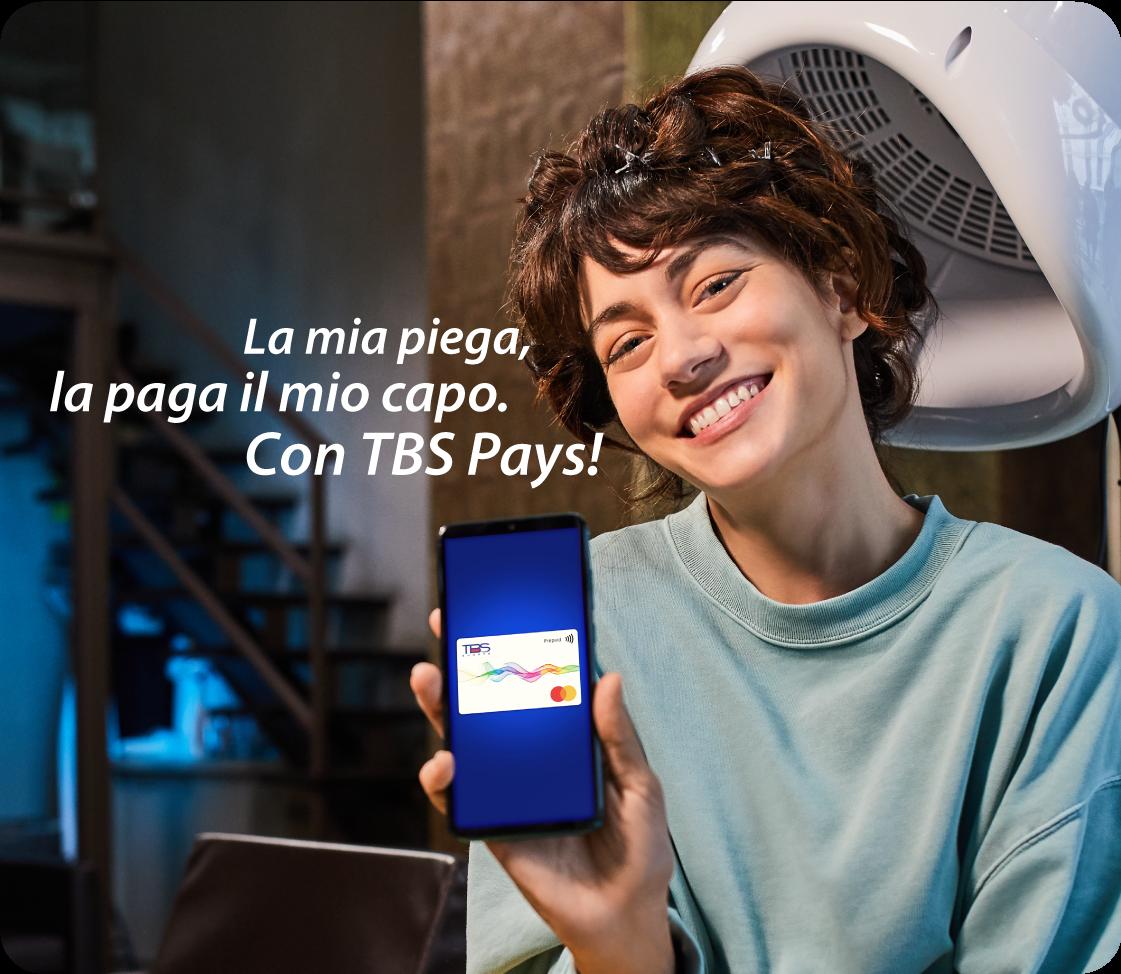 TBS Pays: la carta virtuale prepagata che premia i tuoi collaboratori