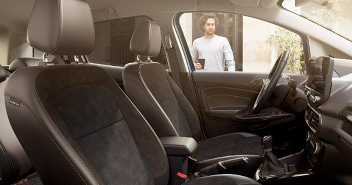 ford ecosport business
