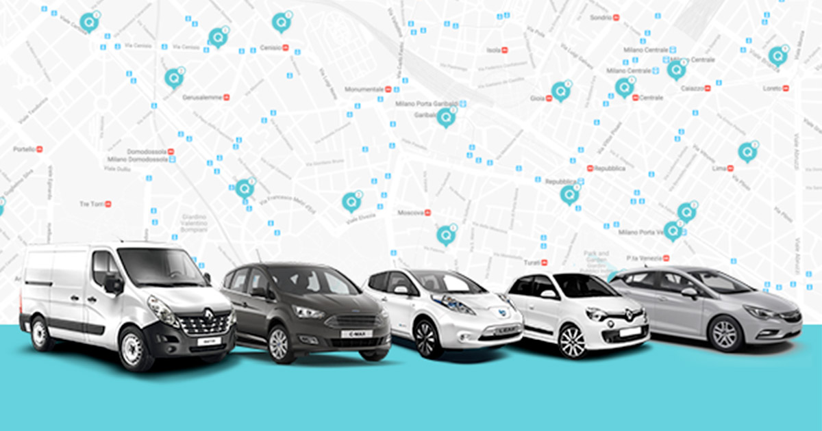 open car sharing milano