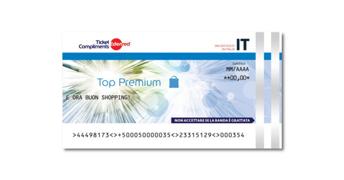ticket compliments top premium