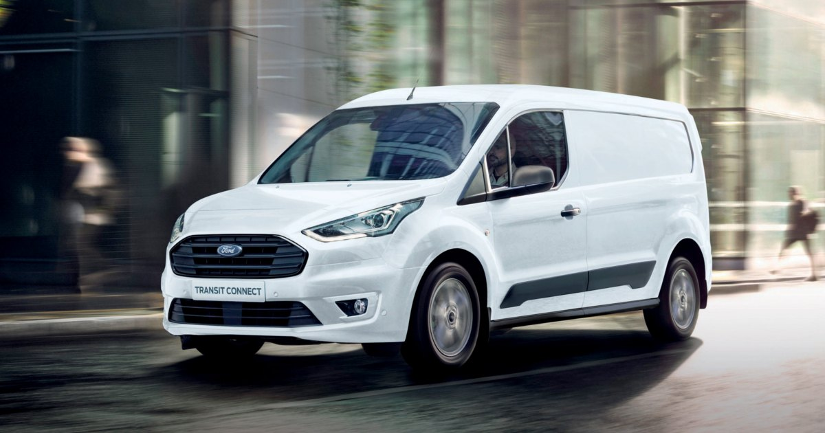 Leasing Ford Transit Connect